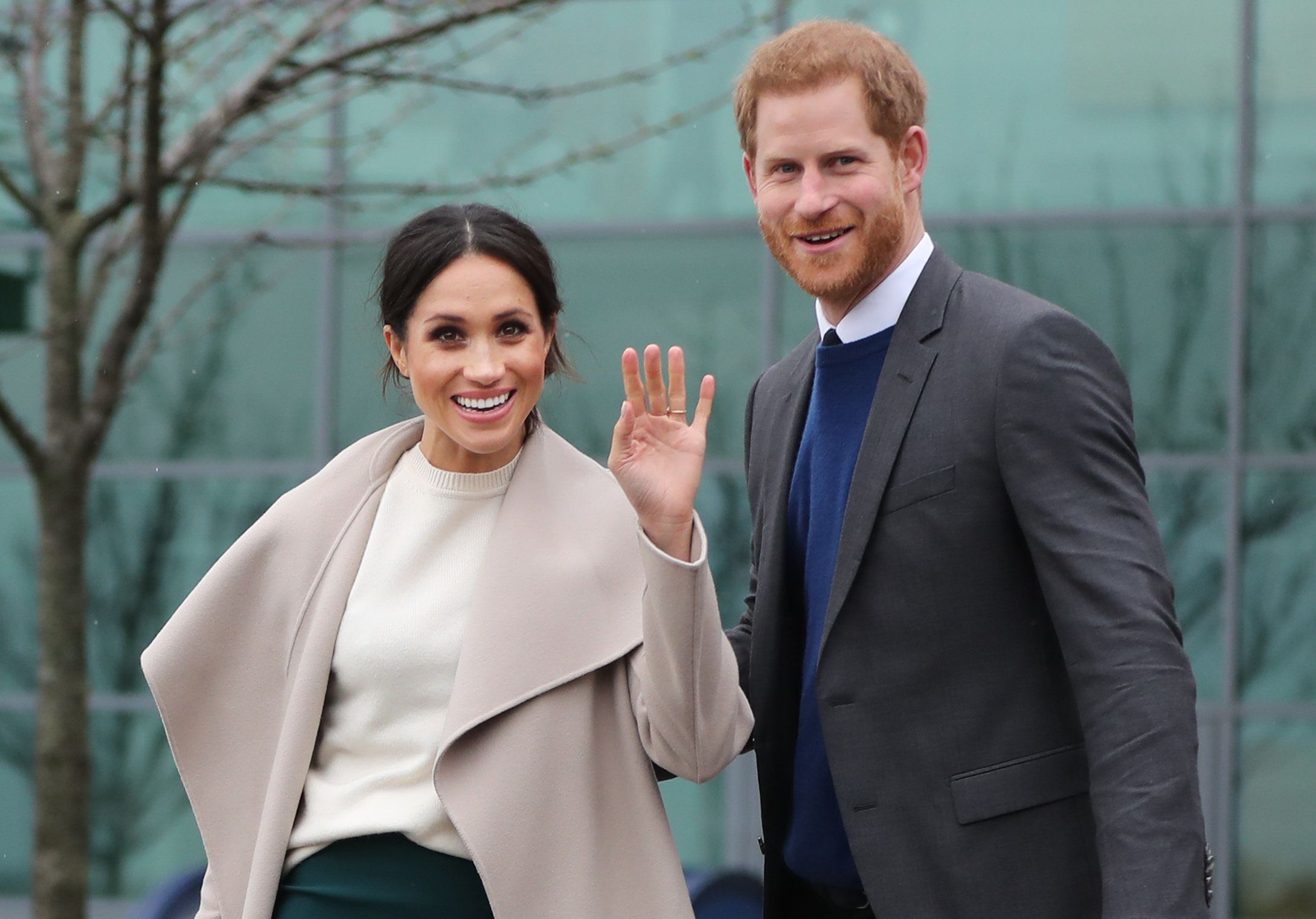 Meghan Markle Is in Chicago Repping Her Favorite Baseball Team