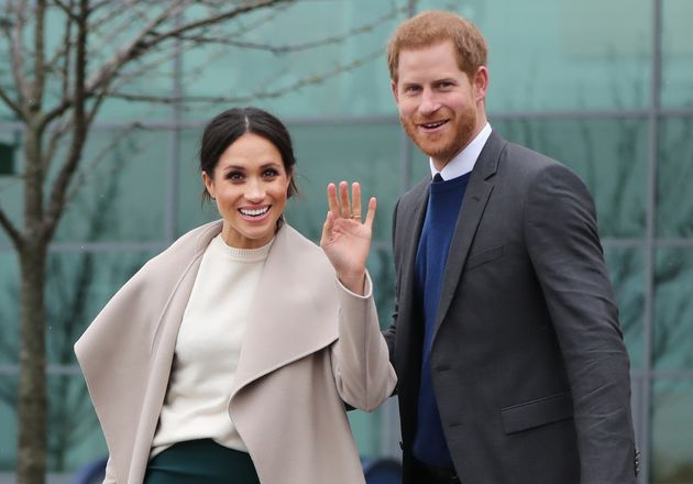 Harry And Meghan Ask Public To 'Channel