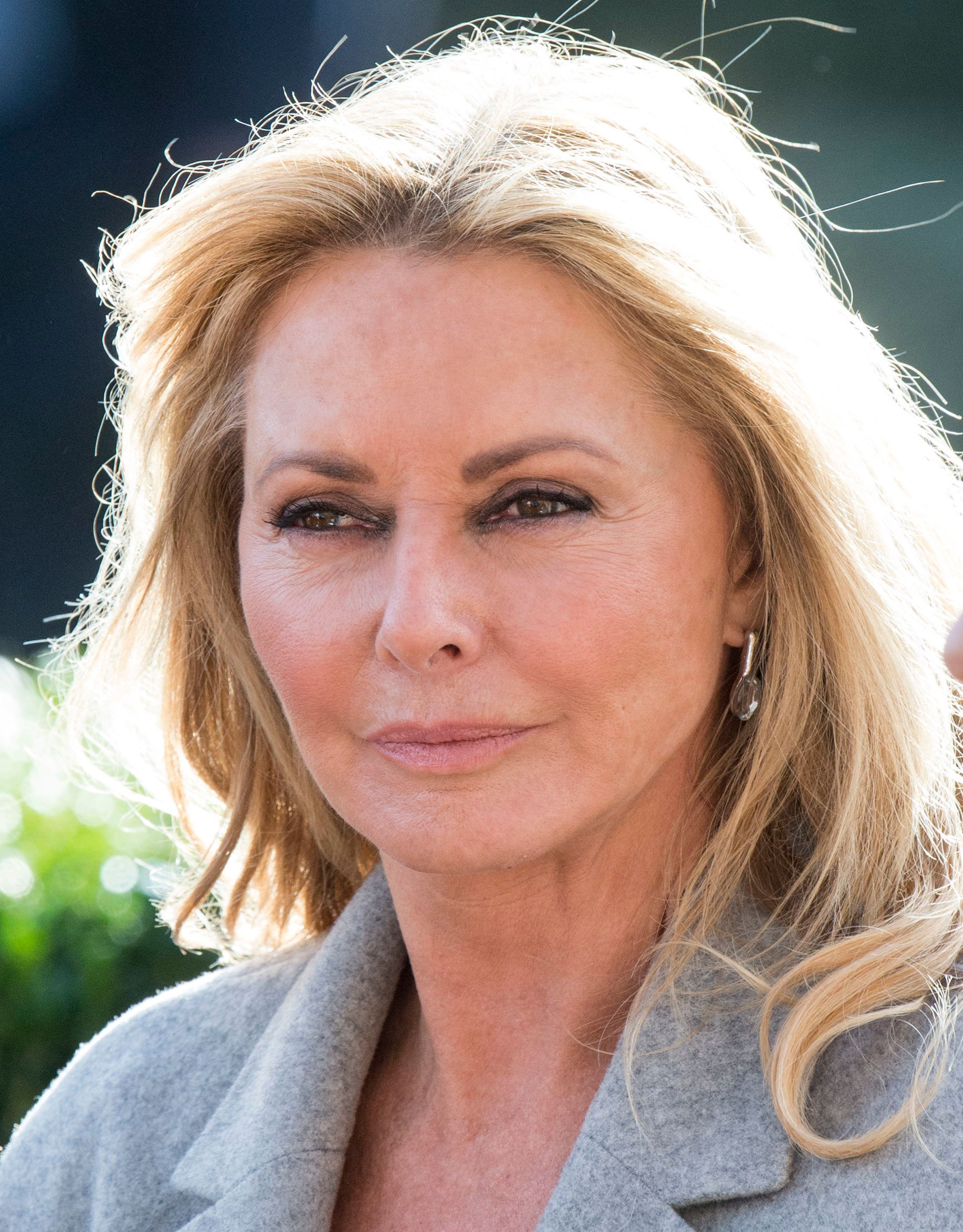 Carol Vorderman Reveals She Felt 'Suicidal' Following The Death Of Her Mother And Onset Of The