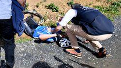 23χρονος ποδηλάτης πεθαίνει εν ώρα αγώνα. Πέφτει αναίσθητος ενώ δίπλα του συνεχίζουν να περνούν οι αθλητές