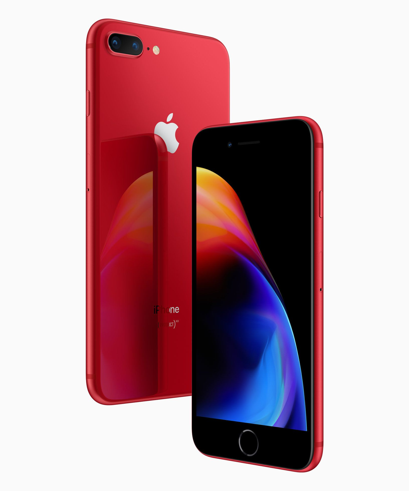 Apple Unveils Its New Red iPhone