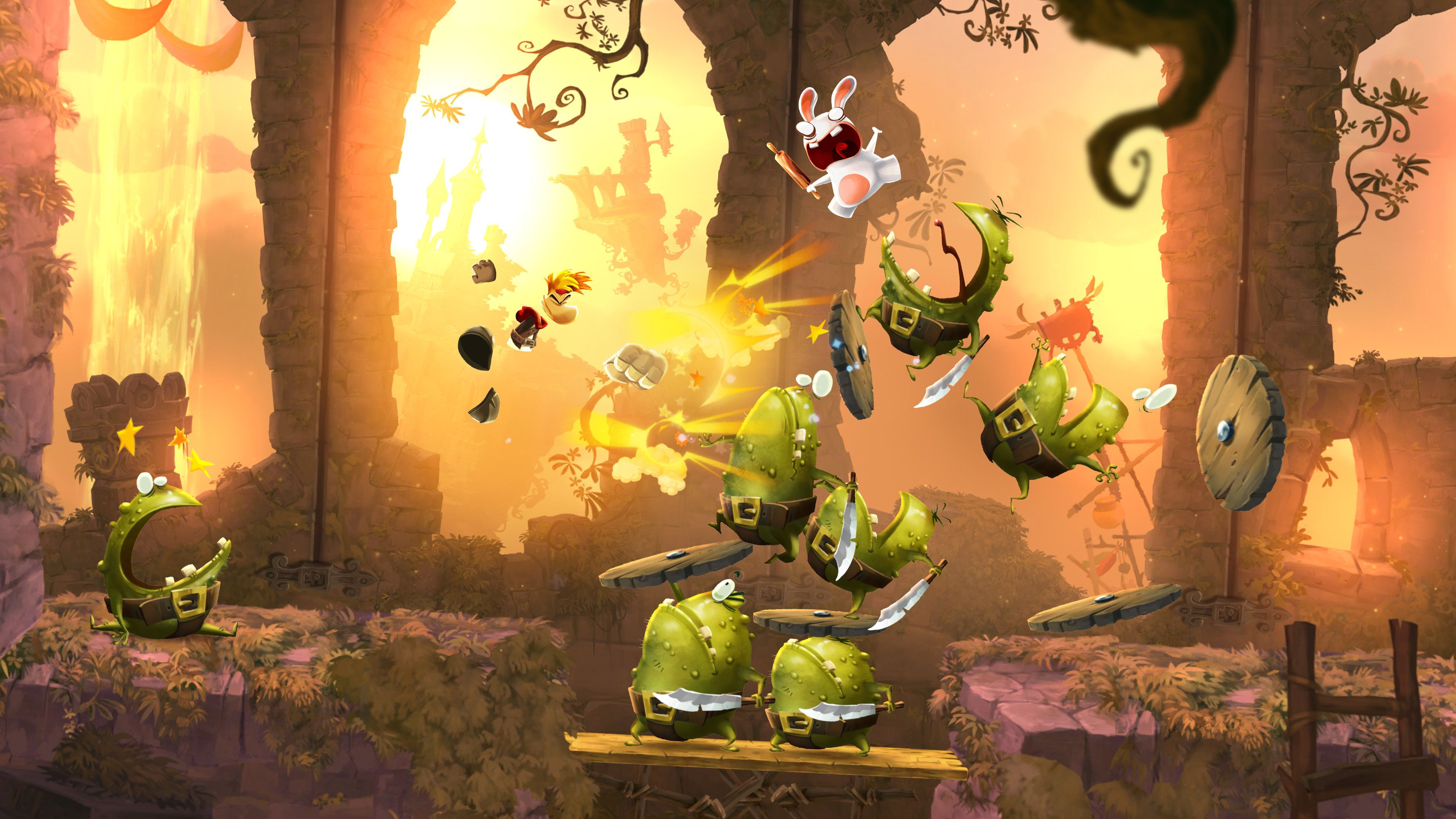 'Rayman Adventures' Is A Game That Will Always Leave You