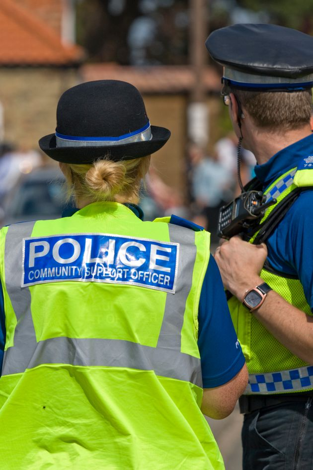 7,000 Police Community Support Officers have been