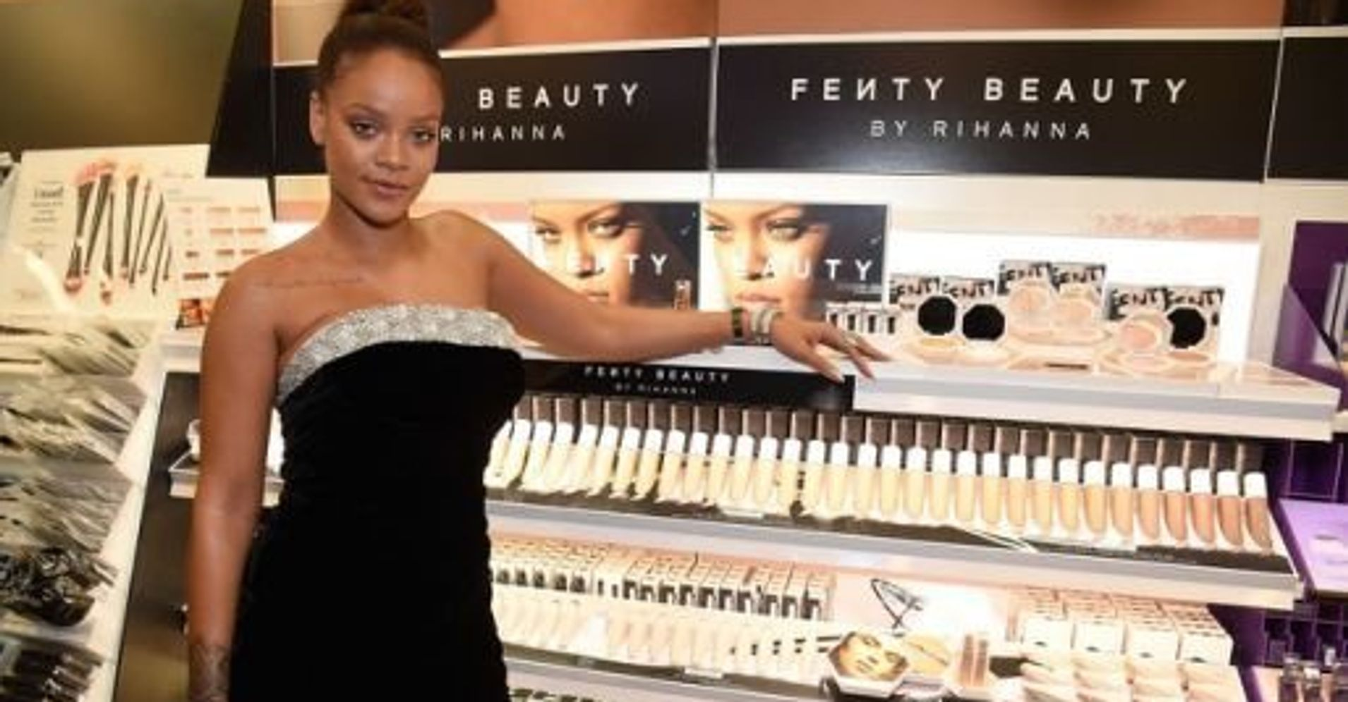 29d5e5aae Rihanna s Humanity — And Not Her Celebrity — Is Why She s Changing The  Beauty Industry