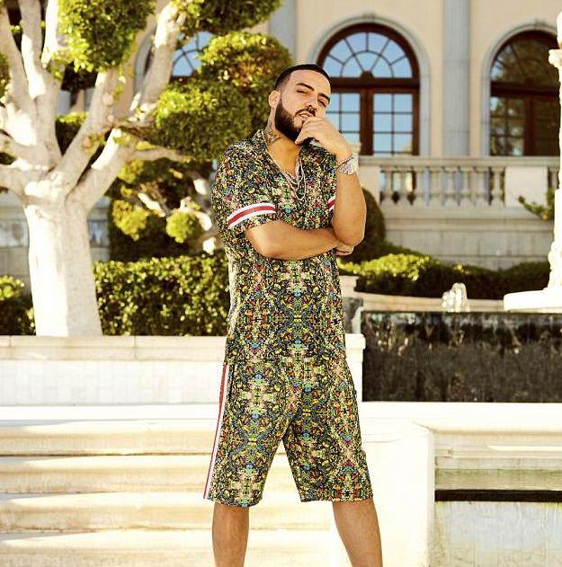 Le rappeur French Montana sort une collection de vêtements inspirée du