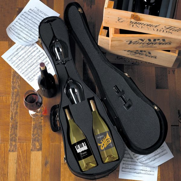 "Maybe wine is your mom's security blanket, but she feels weird carting around bottles everywhere. This <a href=""http://www.wi"
