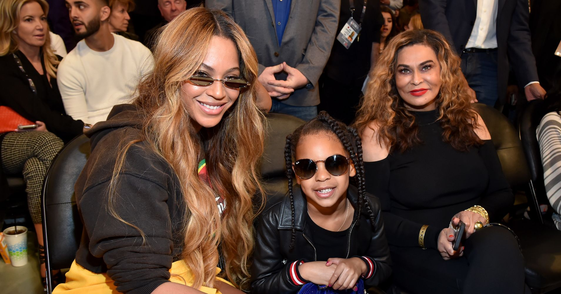 6-Year-Old Blue Ivy Has A Personal Stylist, Because She's Blue Ivy