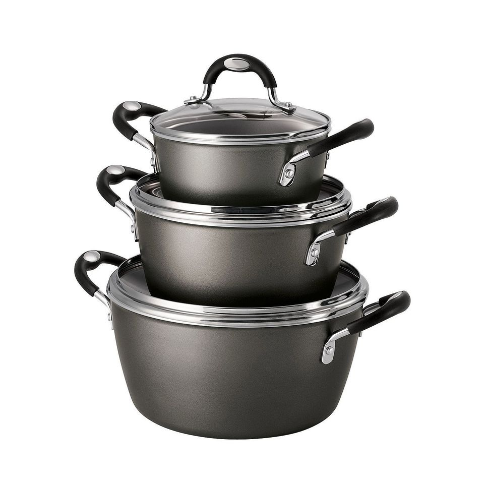 Kitchen Pots And Pans: Space Saving Pots And Pans To Declutter Your Kitchen