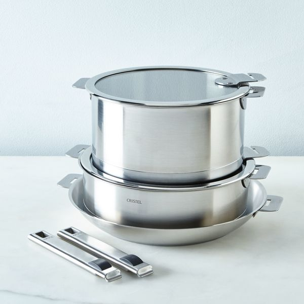 Space Saving Pots And Pans To Declutter Your Kitchen