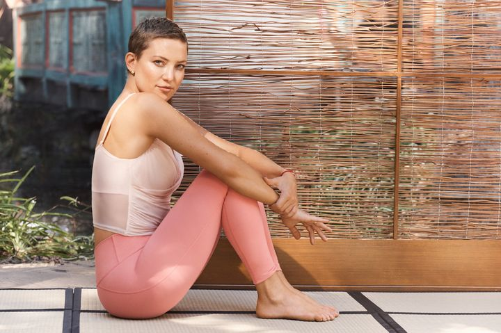 Kate Hudson co-founded the workout clothing brand Fabletics.