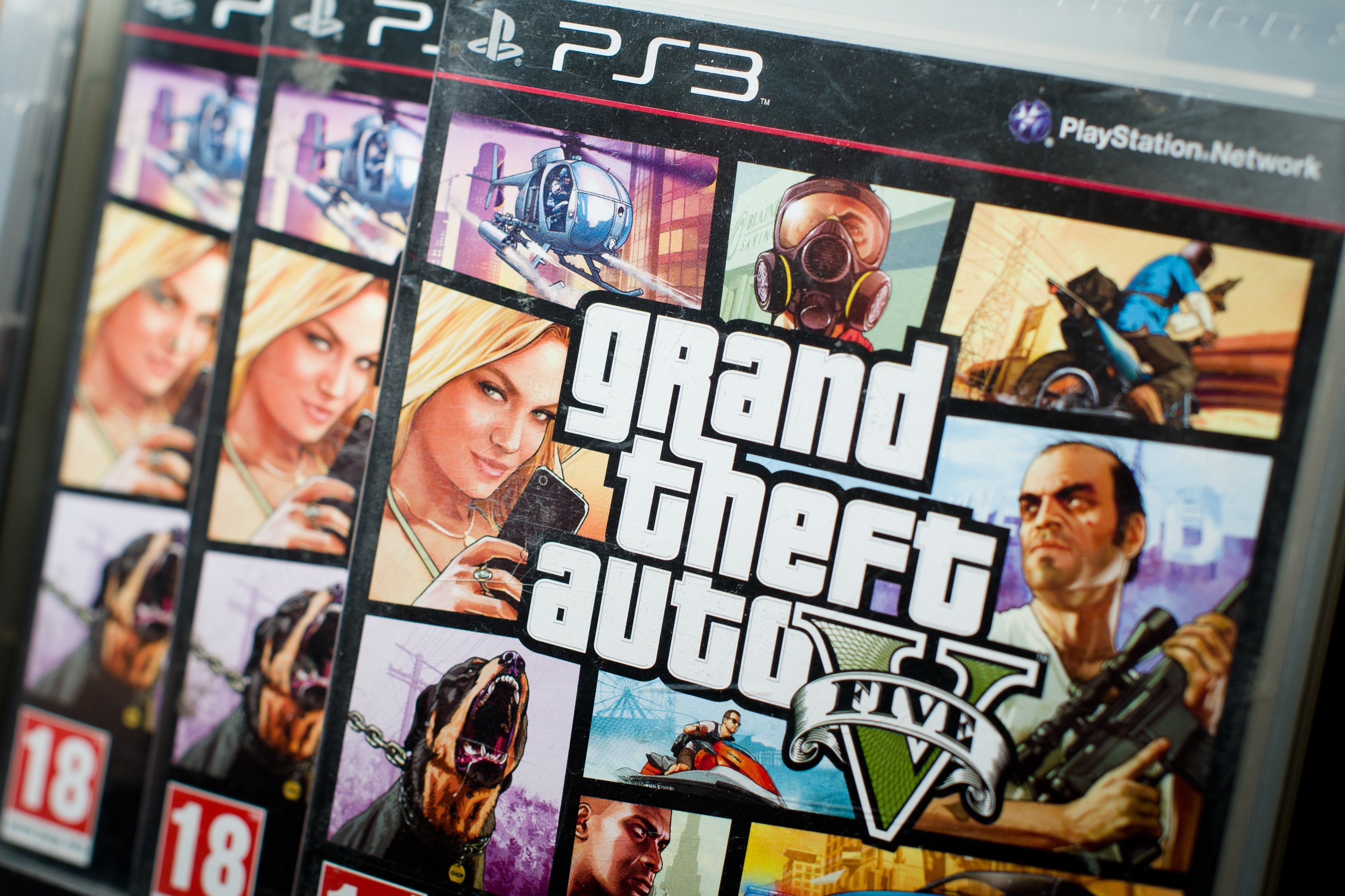 'Grand Theft Auto 5' More Profitable Than Any Film Or Book