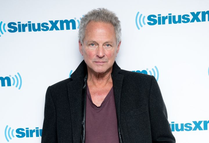 This is the second time Lindsey Buckingham has left Fleetwood Mac.