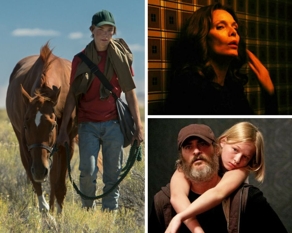 "Snag a ticket to ""Lean on Pete,"" ""Where Is Kyra?"" or ""You Were Never Really Here"" before the blockbuster deluge."
