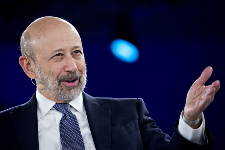 No women were in the running to succeed Goldman Sachs CEO Lloyd Blankfein.