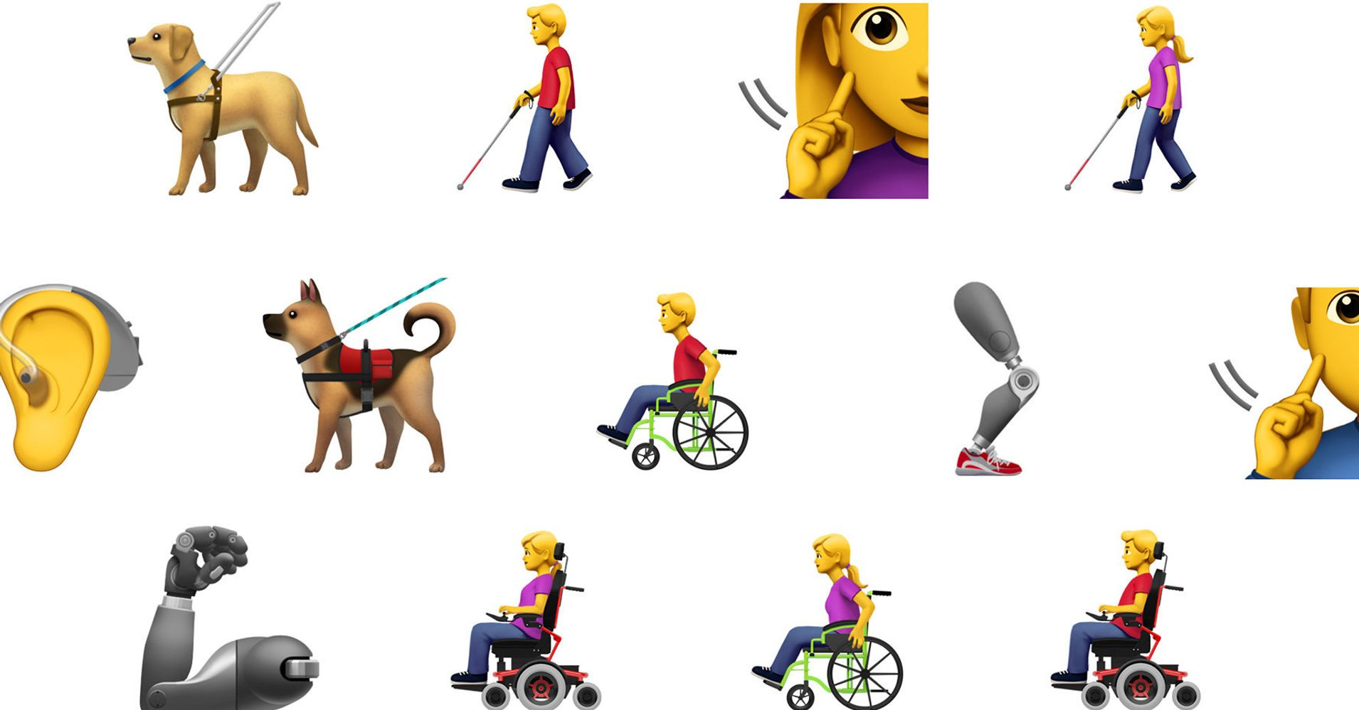 Disabled People Might Finally Get Emojis That Represent Us Huffpost