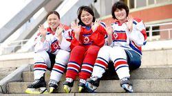 평창 아이스하키 단일팀 북한 선수들이 후일담을