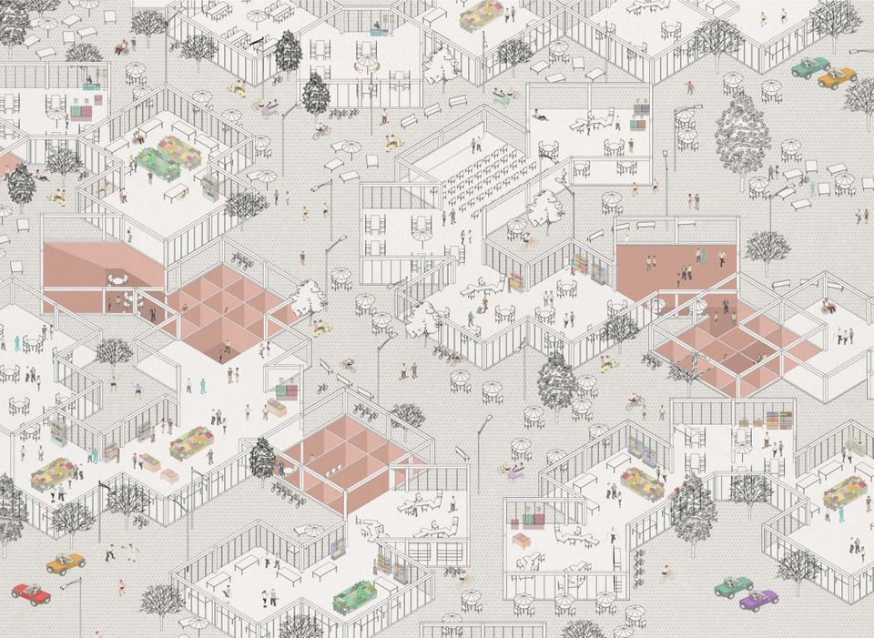 건축학도들이 상상한 새로운 청와대의 12가지
