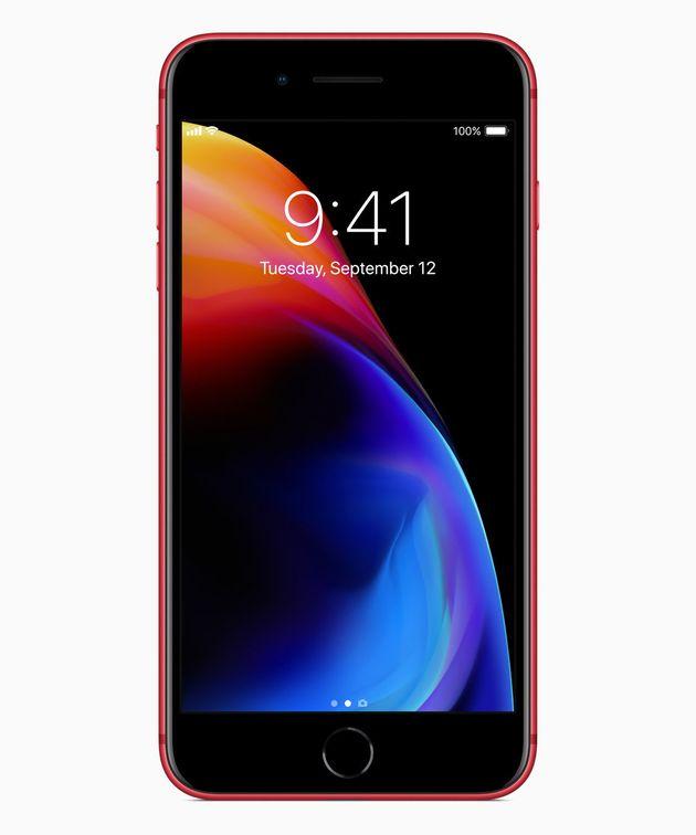 애플이 아이폰8 '프로덕트 레드'를 출시한다. 이번에는