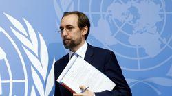 «Άδειες λέξεις, παράλυτο ΣΑ». Η οργή του ύπατου αρμοστή Ανθρωπίνων Δικαιωμάτων του ΟΗΕ για την διεθνή υποκρισία στο θέμα της