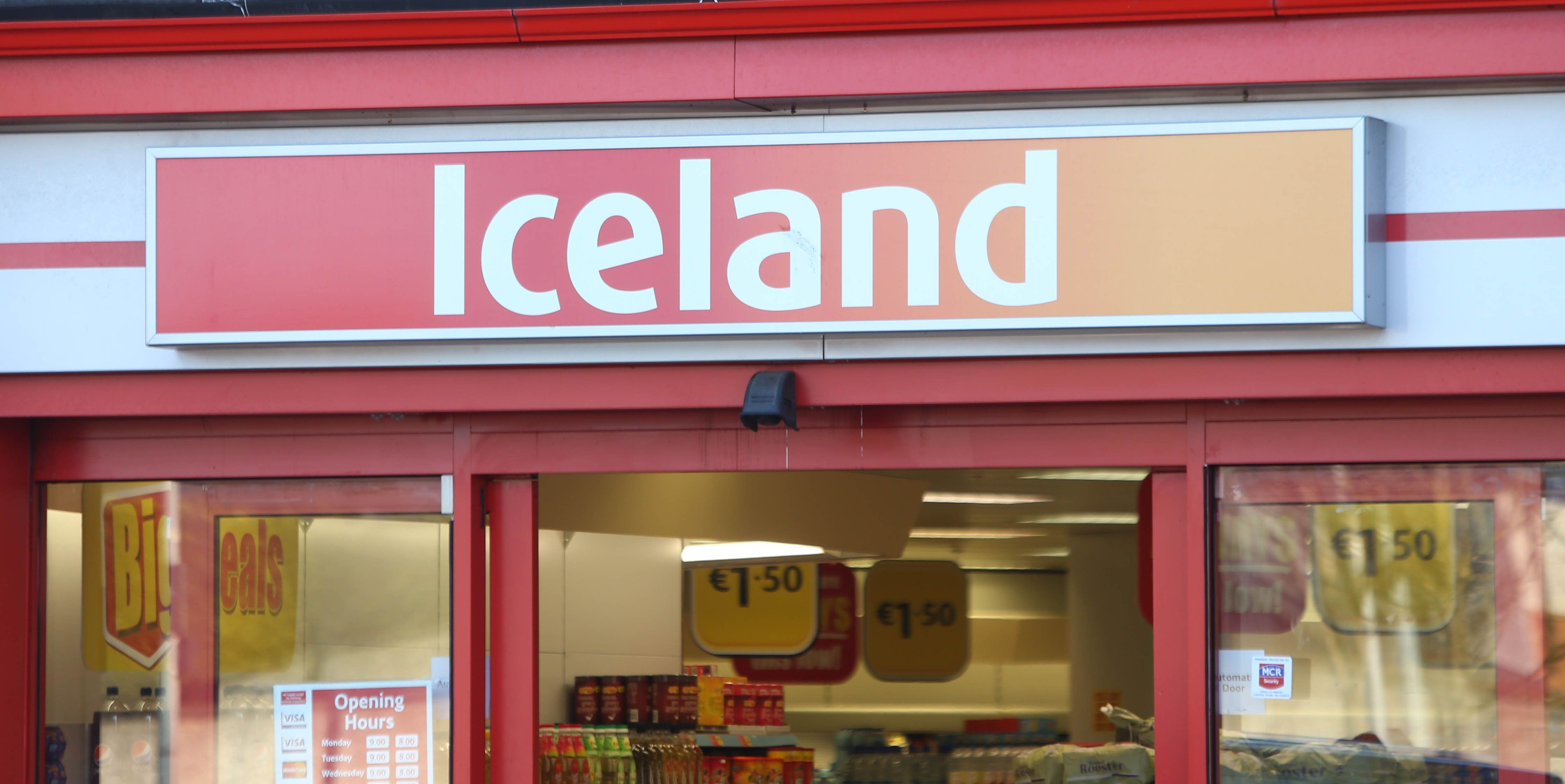 Iceland Pledges To Remove All Palm Oil From Own Brand