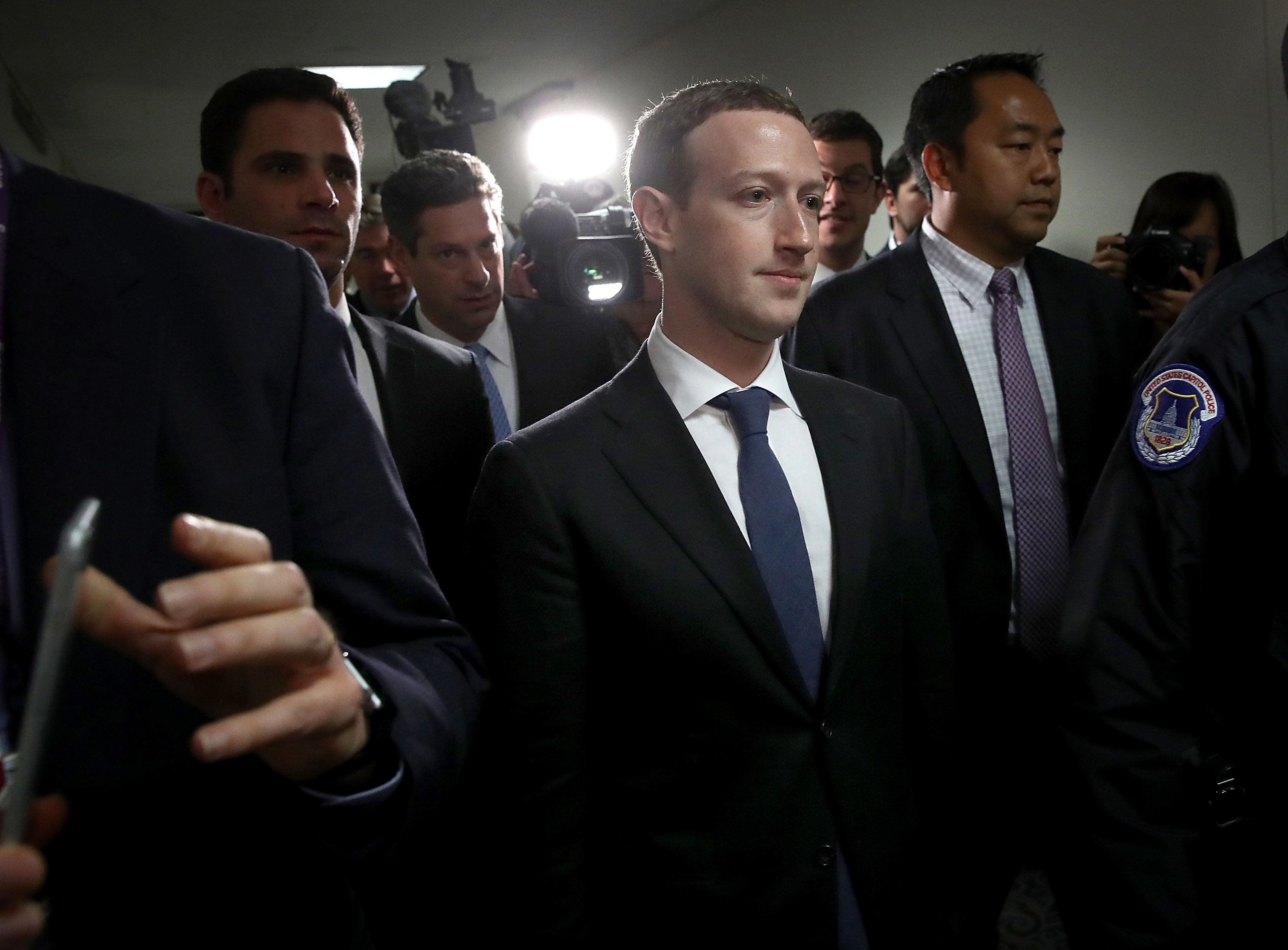 Ahead Of His US Hearing, These Are The 6 Questions Mark Zuckerberg Needs To