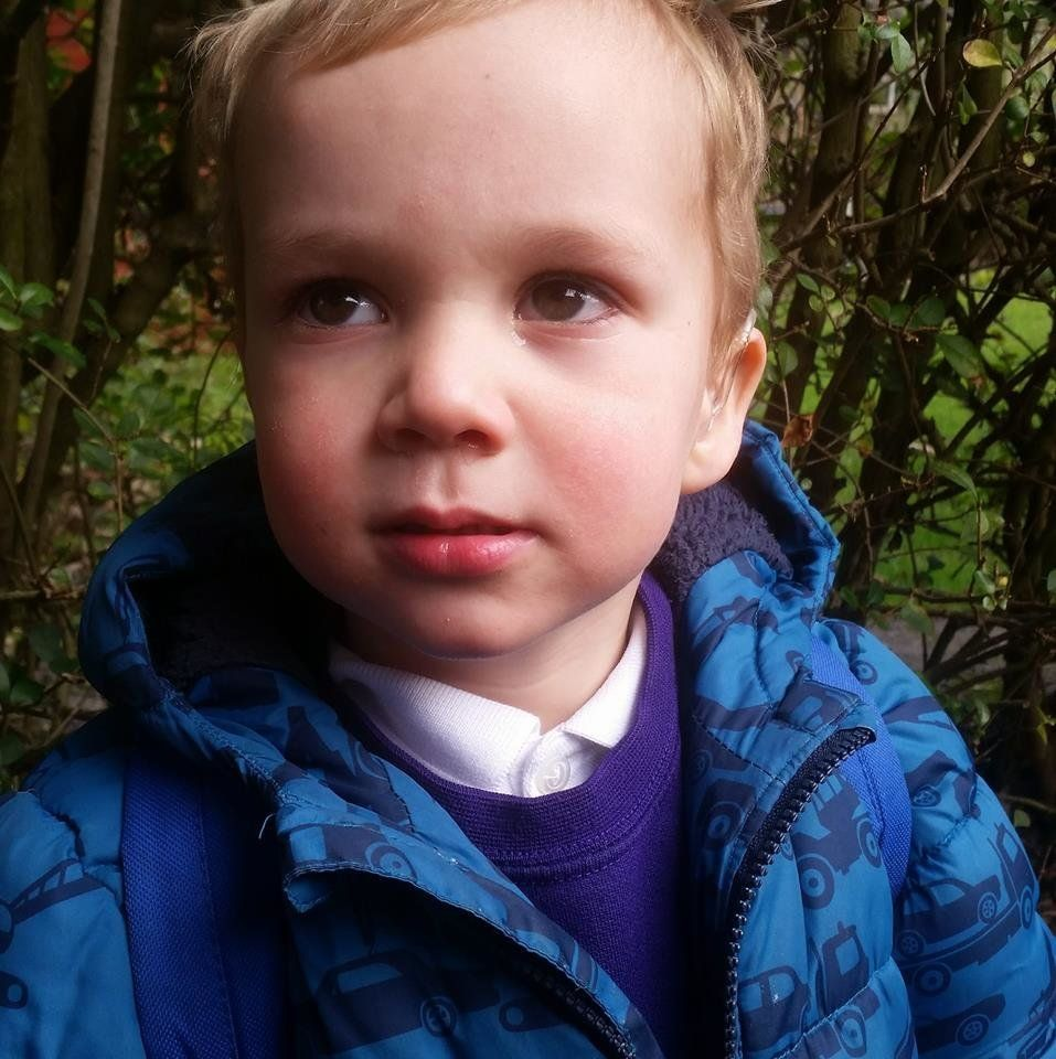 This Toddler Couldn't Get Cochlear Implants On The NHS So Strangers Raised £80,000 For