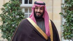 Une plainte déposée contre le prince héritier d'Arabie saoudite juste avant son départ de