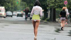 Berliner haben so viel Sex auf der Straße, dass jetzt die Stadt eingreift