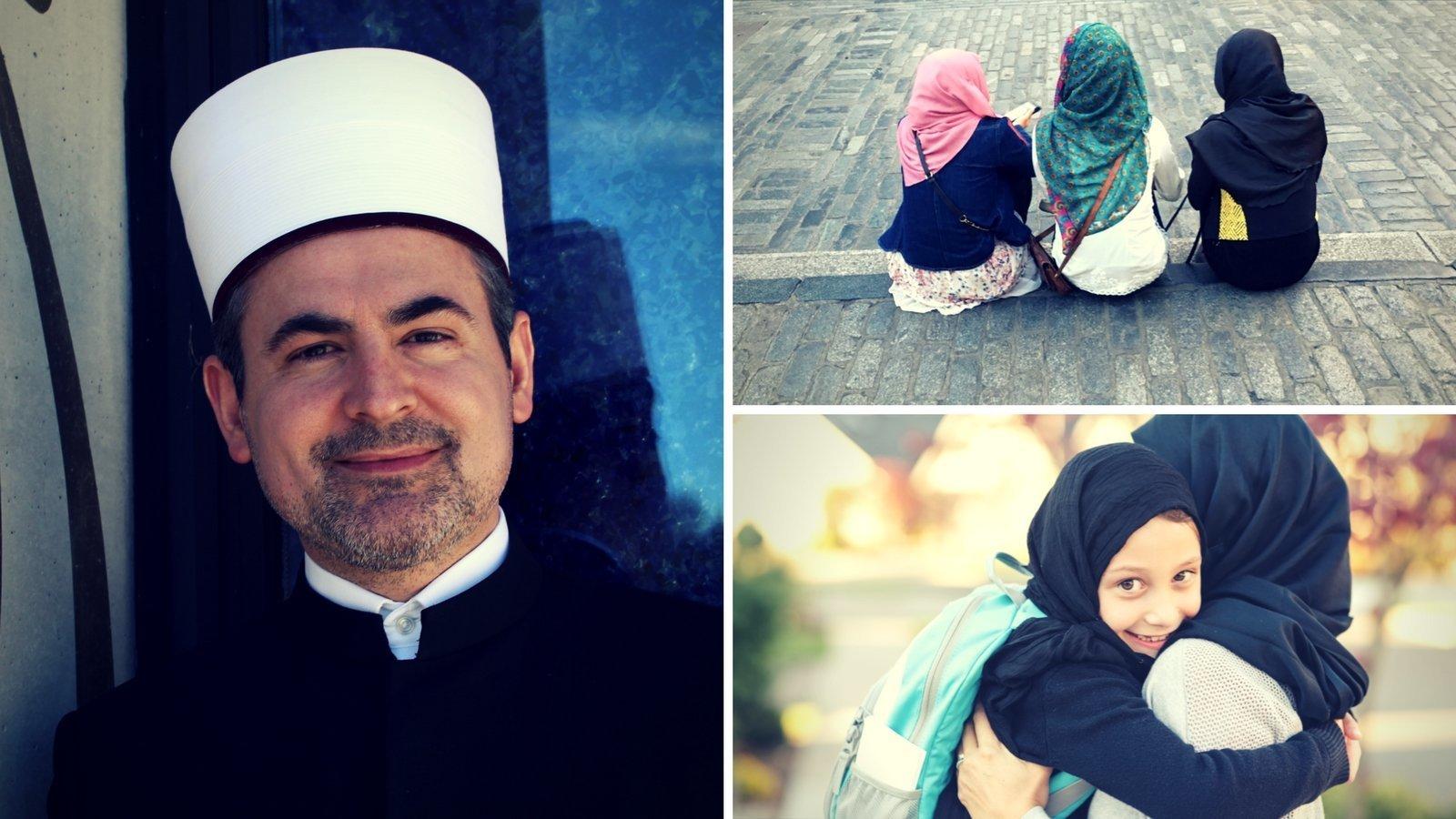 """""""Ich bin Imam – und nicht für das Kopftuchtragen bei Kindergartenkindern"""""""