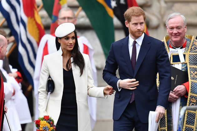 Meghan Markle previously called Trump's rhetoric 'misogynistic' and