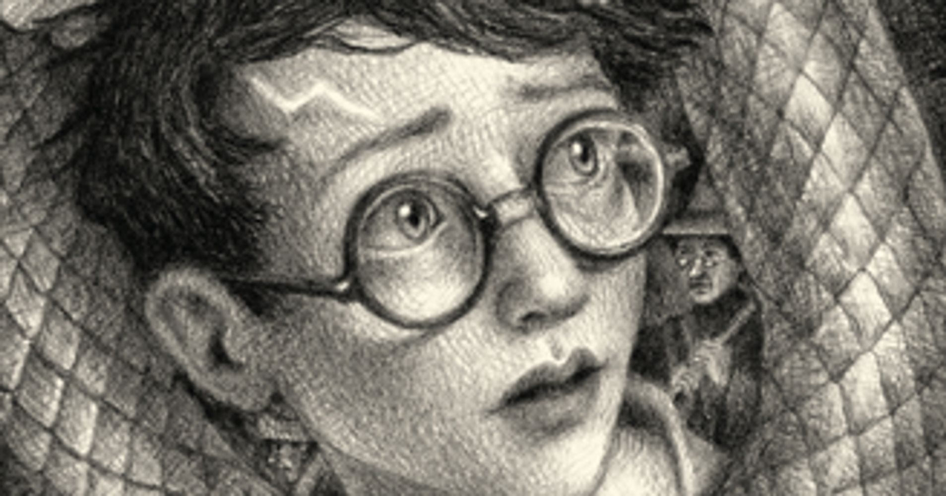 Harry Potter Book Cover Black And White : Behold the epic th anniversary harry potter covers