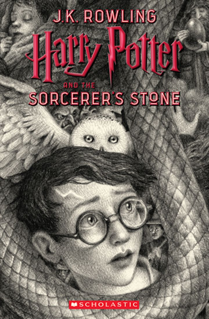 Image result for harry potter cover