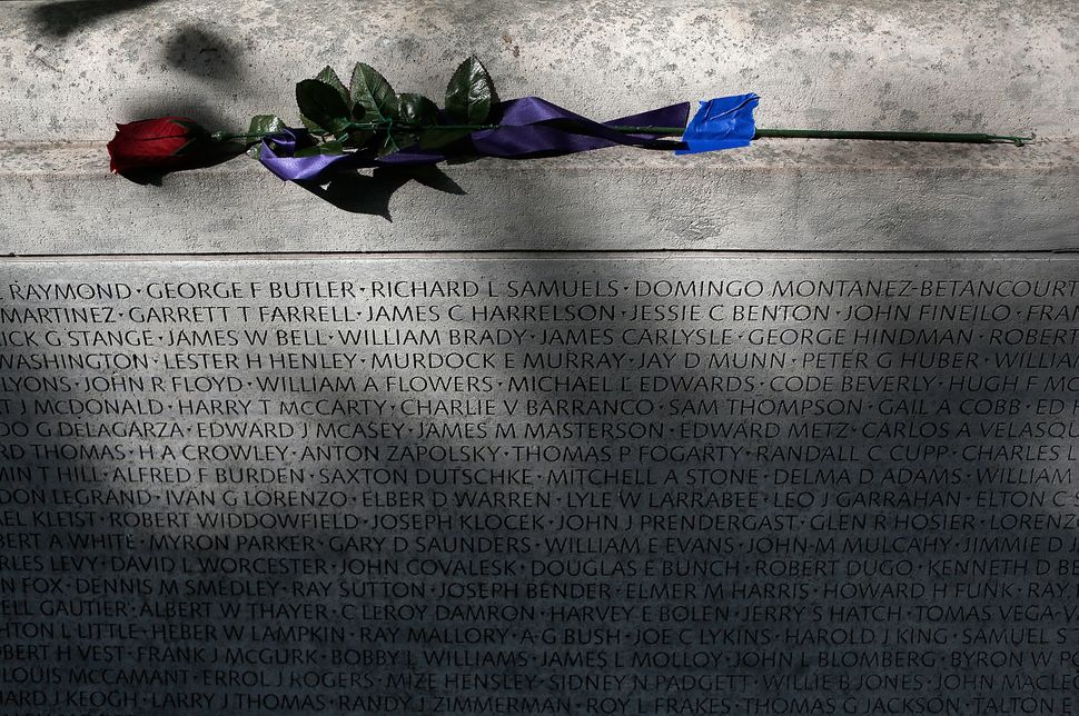 The National Law Enforcement Memorial in Washington, D.C., contains the names of 51 agents belonging to ICE or its predecesso