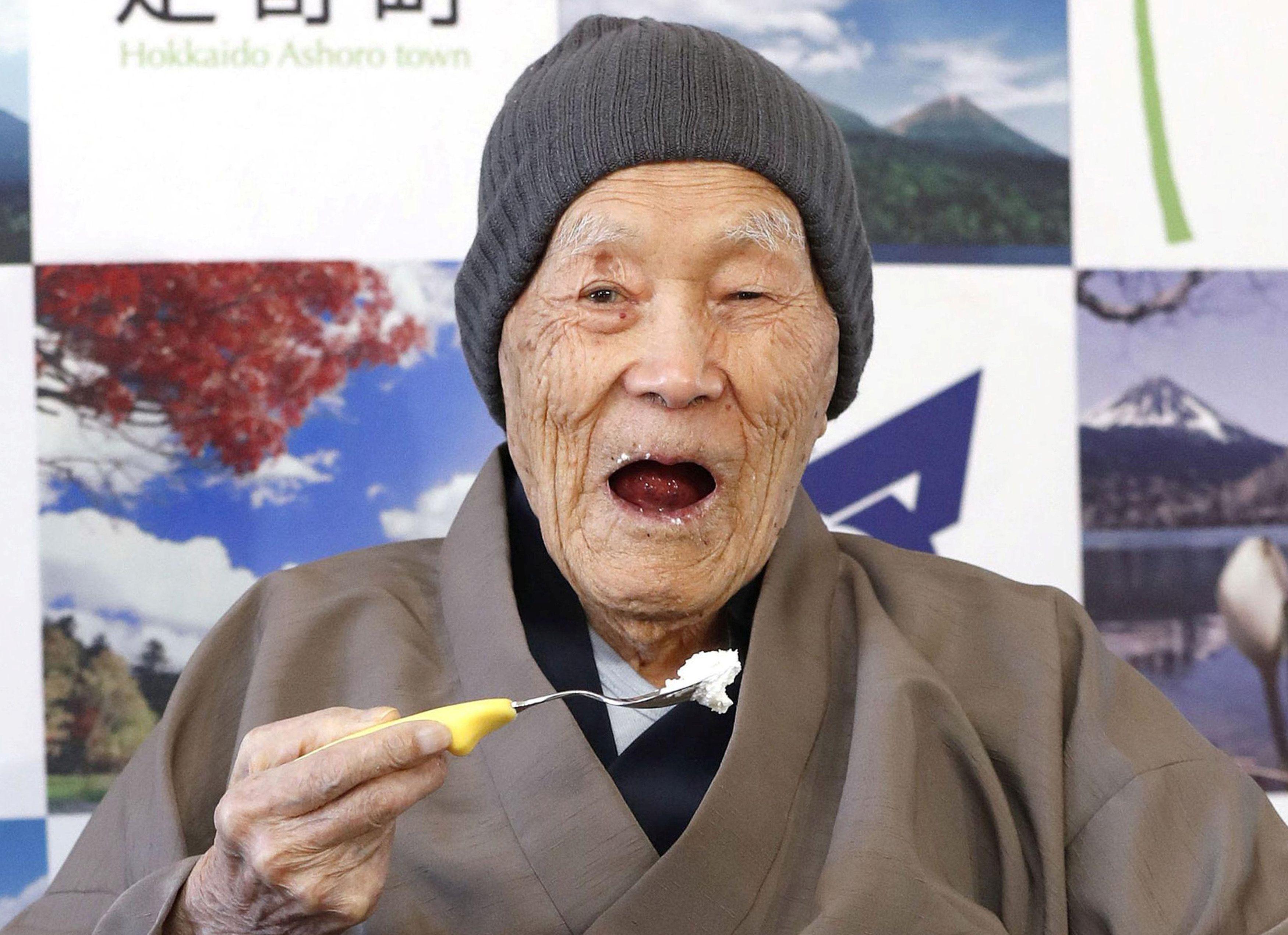 112-Jähriger verrät Geheimnis seines Alters – seine Tochter weiß es besser