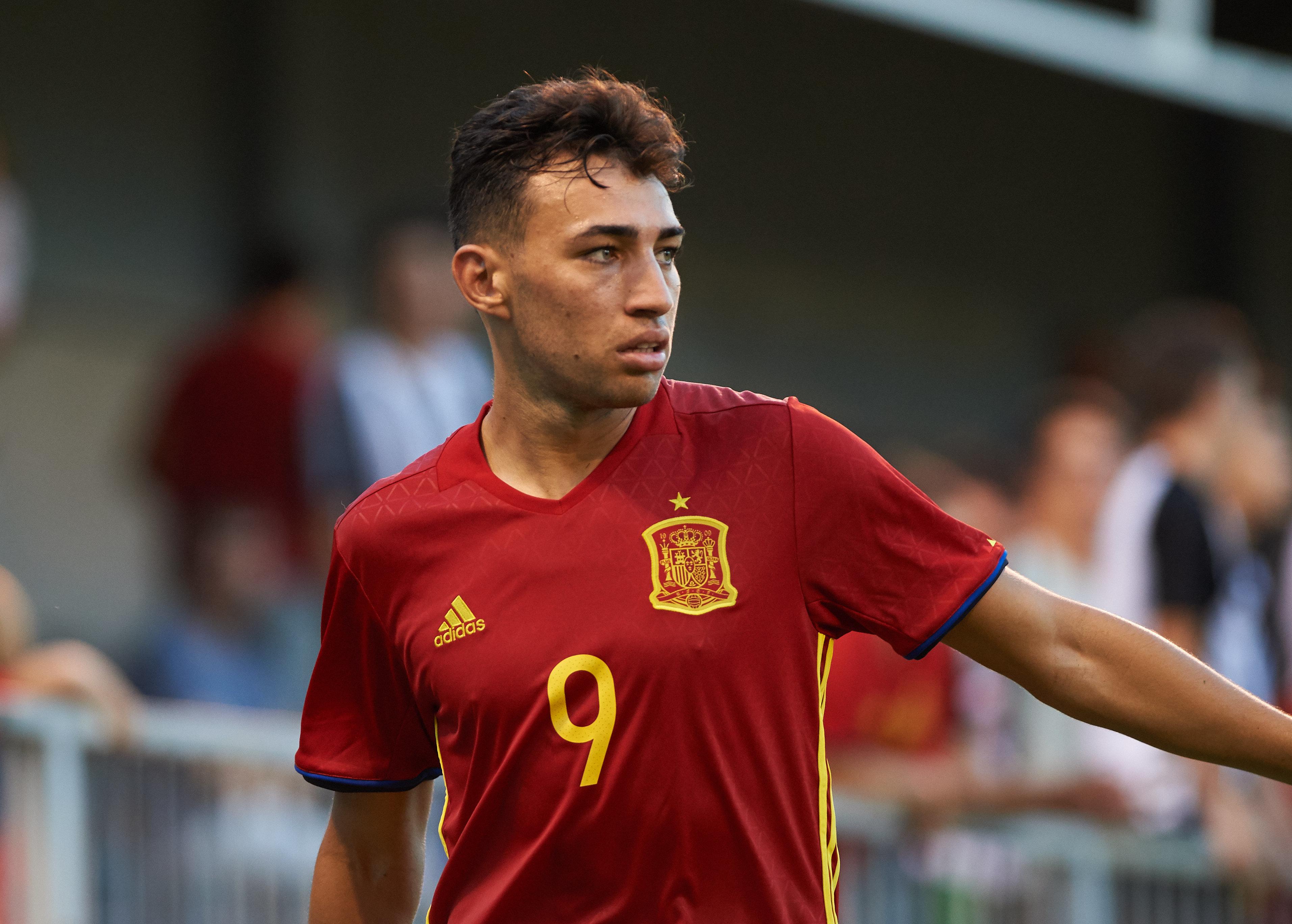 Munir El Haddadi veut à tout prix jouer avec le Maroc