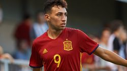 Football: Munir El Haddadi saisit le TAS pour rejoindre le mondial sous les couleurs du
