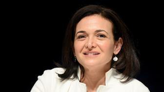 CANNES, FRANCE - JUNE 22:  Chief Operating Officer of Facebook Sheryl Sandberg attends the Cannes Lions Festival 2017 on June 22, 2017 in Cannes, France.  (Photo by Antoine Antoniol/Getty Images for Cannes Lions)