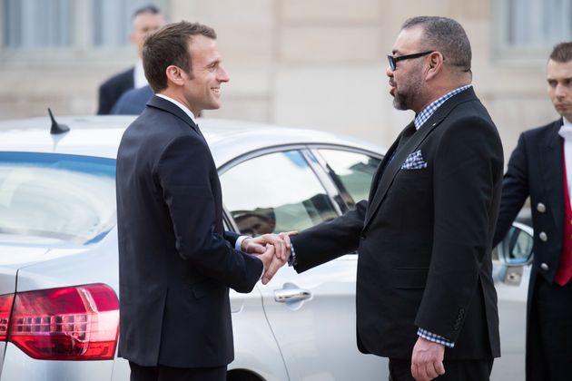 La situation au Moyen-Orient au coeur des échanges entre Mohammed VI et Emmanuel