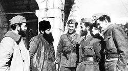 Ο Βασίλης Πριόβολος, υπασπιστής του Άρη Βελουχιώτη, πέθανε σε ηλικία 100