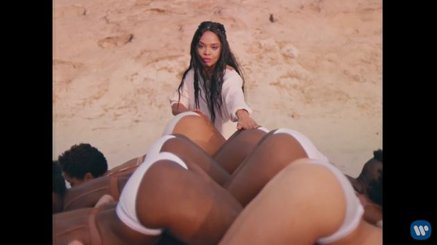 Janelle Monáe's New Music Video Is A Pink, Vagina-Inspired