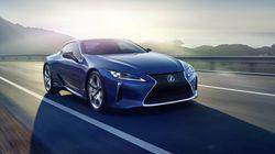 Auto: Lexus fait son entrée dans le marché