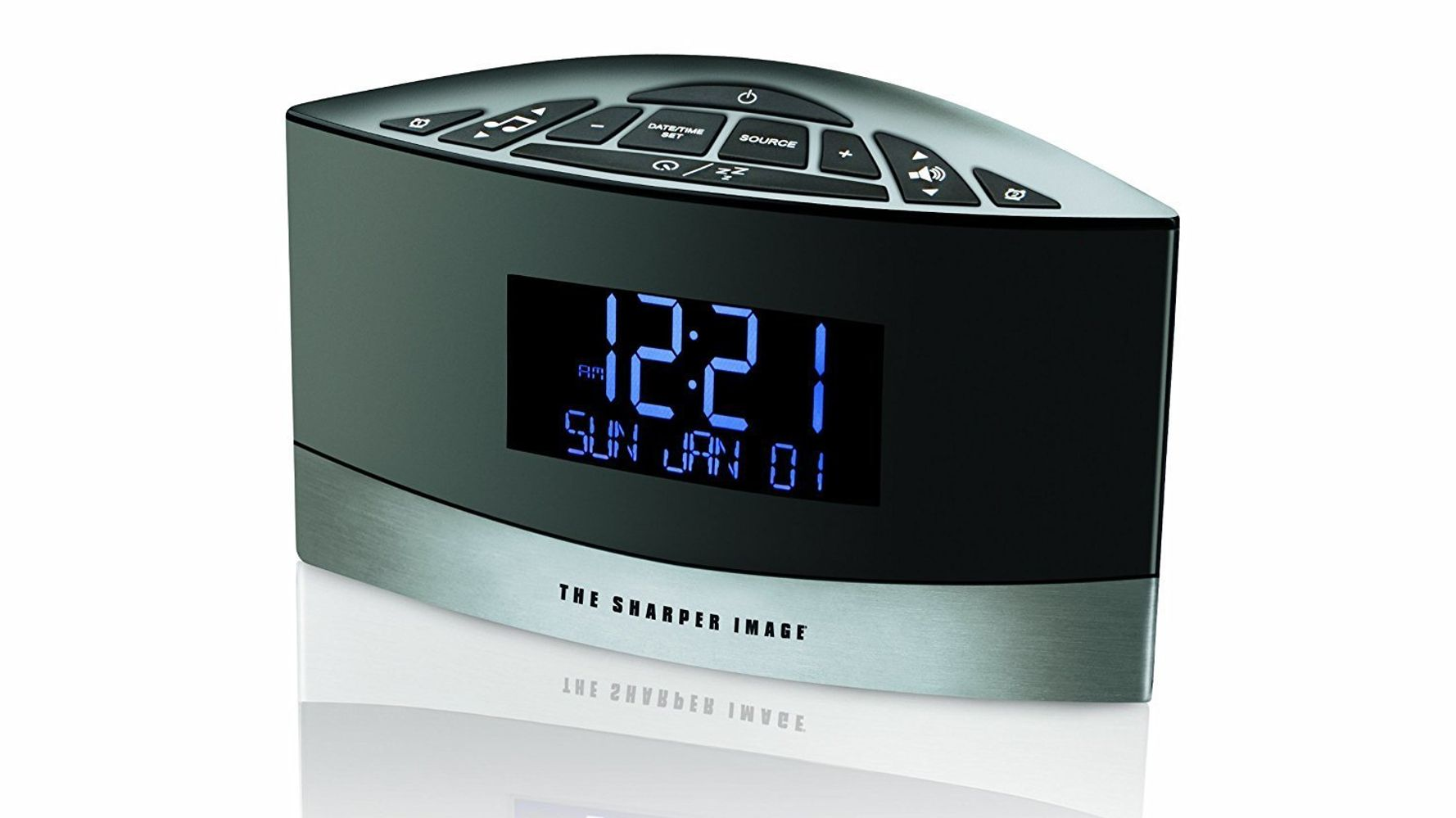 7 Of The Highest-Rated Sound Machines With Alarm Clocks On Amazon