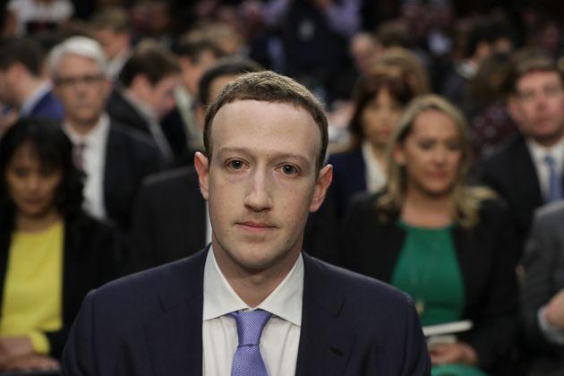 Mark Zuckerberg's Senate Testimony Predictably Led To Memes