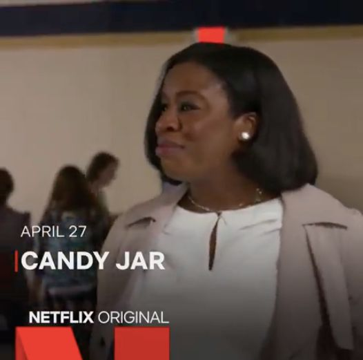 "Starring Uzo Aduba, ""Candy Jar"" shows high school archrivals Bennett and Lona. While preparing for the debate championsh"
