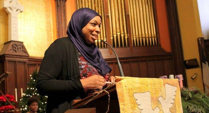 Tahirah Amatul-Wadud is running for Congress in Massachusetts.