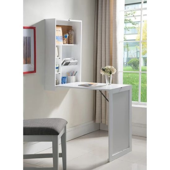"""This minimalist find can be used as storage or your next study area for some inspiration. Get it at <a href=""""https://www.hayn"""