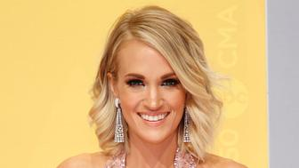 Singer Carrie Underwood arrives at the 50th Annual Country Music Association Awards in Nashville, Tennessee, U.S., November 2, 2016. REUTERS/Jamie Gilliam