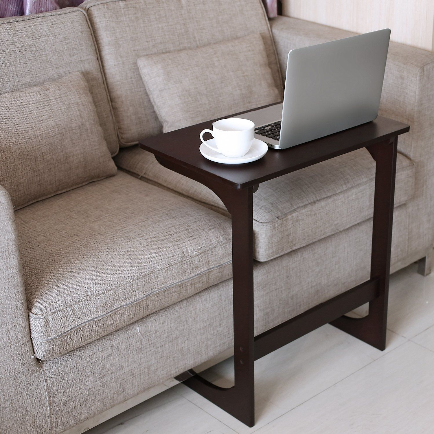 Use it bedside, on a couch, or as a coffee table. This under $40 multi-purpose find will be the next best addition to your mu