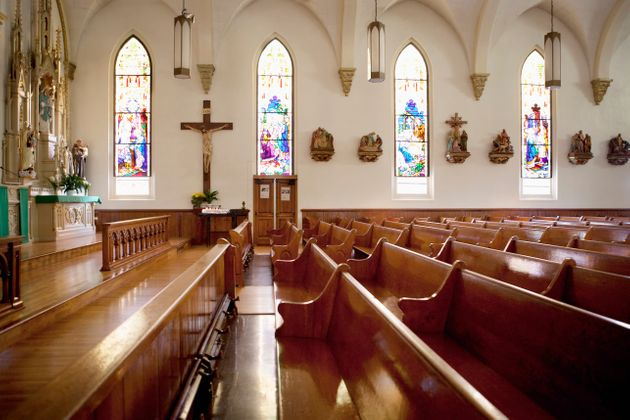 Only 39 percent of American Catholics say they attend church in any given week, according to a new...