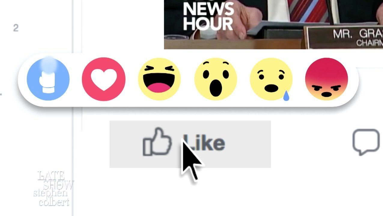 Watch Facebook's Emojis Tell You How They Really Feel About Mark Zuckerberg